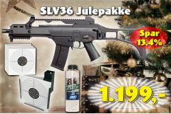 ASG G36C, SportLine Value JulePakke..
