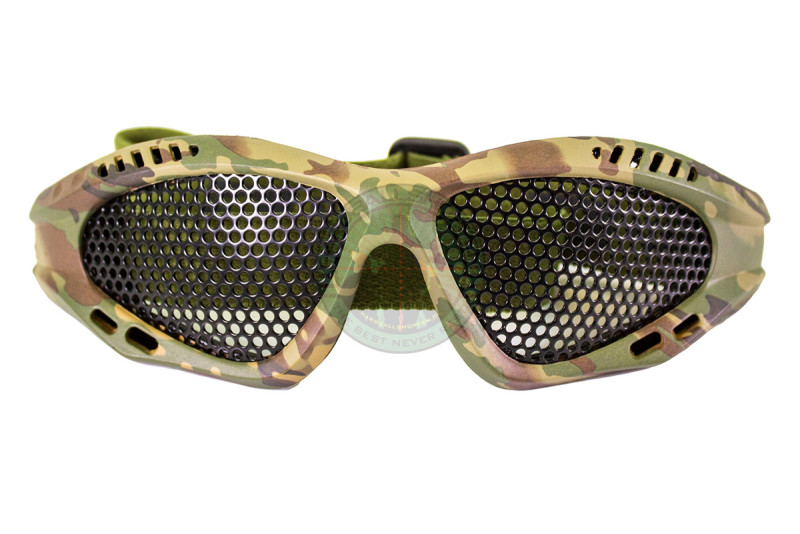 Gitterbrille Camo (Small)