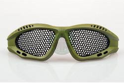 Gitterbrille grøn (Small)..