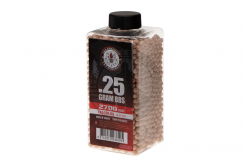 G&G - 0.25g Tracer BB 2700rds Red..