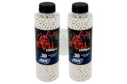 ASG 0,30 gr 6.600 stk kugler Blaster Devil..