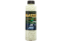 ASG 0,28 gr 3.300 stk Blaster Tracer Grøn..