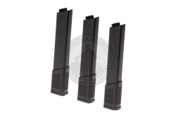 KWA - Magasin, AEG Ronin, TK.45 Midcap 120rds 3-pack..