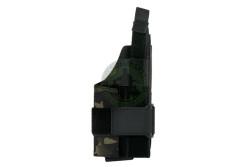 8Fields - Modular universal pistolhylster,  Multicam Black..