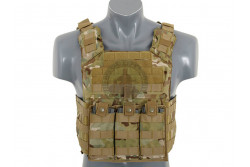 8 Fields - First Defence Plate Carrier, Multicamo..