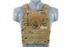 Buckle up Defence Plate Carrier, Multicamo..
