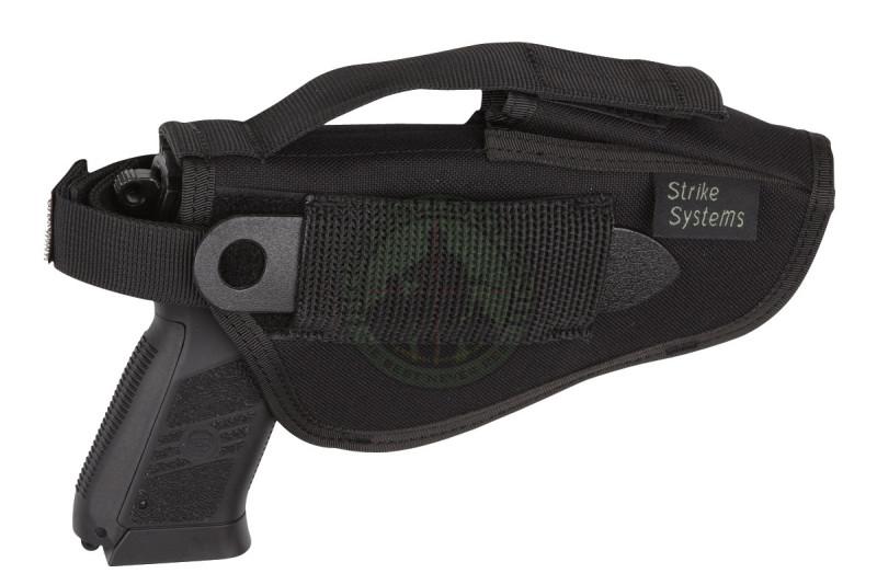 Bæltehylster til Beretta 92, Glock17 og lignende