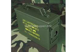 HBSIMP  - Ammunitionskasse 7,62mm, ny..