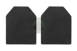 HBSIMP  - SAPI Dummy Ballistic Plate, 2 stk. Foam..