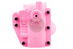 Adaptor X Universal pistol hylster level 3 - Pink, SWISS ARM..