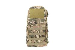 8Fields - Molle taske/rygsæk til 3L vandblære/HPA flaske, Mu..
