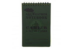 HBSIMP  - Tactical Notebook  - Vandfast, Stor..