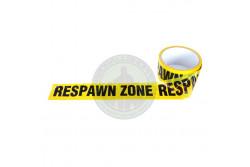 Minestrimmel, Respawn zone, 30 meter..