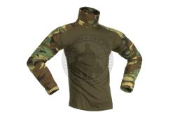 Invader Gear - Combat Shirt, Woodland..