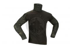 Invader Gear - Combat Shirt, Multicamo Black..