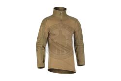 ClawGear Operator Combat Shirt, Coyote..