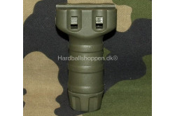 King Arms - Vertical Fore Grip Shorty, Oliven..