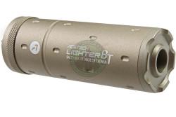 Acetech - Lighter BT Tracer Unit, TAN, 14mm CCW, m. 11mm CW ..
