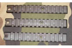 UTG - RAIL skinne 15,5 cm, 3 stk...
