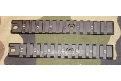 UTG - RAIL skinne 2 stk. 15,5 cm..