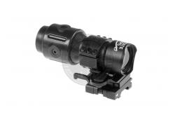 HBSIMP  - 3x Magnifier m. flip-to-side mount..