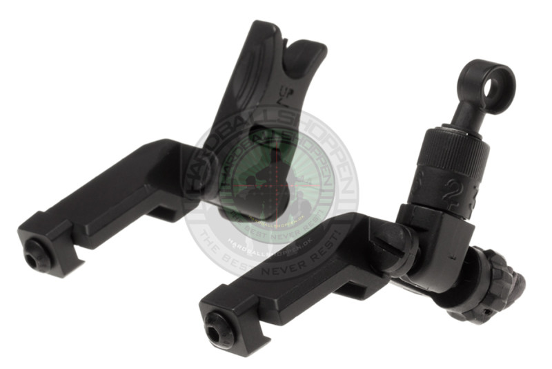 Ares - Offset Flip-Up Sights Type B