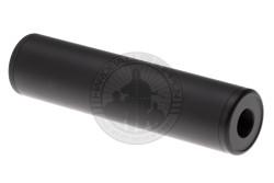 Pirate Arms - Lyddæmper Smooth , 130x32mm, 14mm CCW / CW..