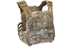 Low Profile Carrier With Large Ladder Sides, Multicam..