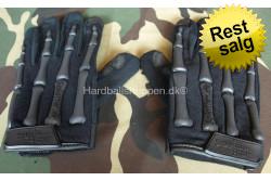 HBS Handske med knogler, Sor..