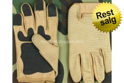 Handske, Tynd, med Touch læd..