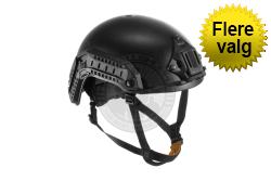 Maritime Helmet, Black..