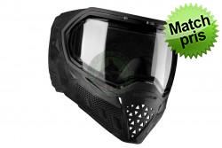 ASG - Empire EVS maske med termoglas, Sort..