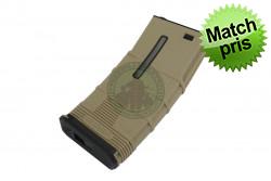 ICS   - Magasin, T Tactical, 300 skud, Tan..