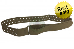 Tardigrade Tactical - *Low Profile Hypalon Belt, Coyote Brow..
