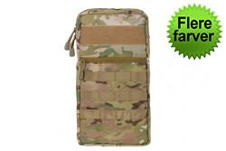 8Fields - Molle taske til vandblære og diverse små rum..