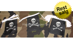 Banner med 20 Piratflag 10x1..