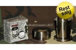 Kop Rustfri stål, Folde model Large..