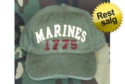 Cap Marines 1775 Stone Washe..