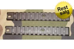 RAIL skinne 2 stk. 15,5 cm..