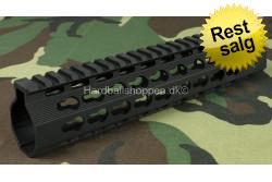 Mad Bull Airsoft - SI Mega Fins - Keymod Handguard Rail 9