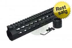Mad Bull Airsoft - SI Mega Fins - Keymod Handguard Rail 11