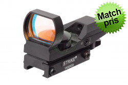 ASG Dot sight, 7 x rød, 22 x 33mm..