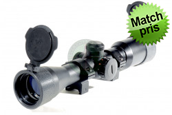 Swiss Arms - 4x32 Semi Polymer Scope Illuminated Rifle Scope..