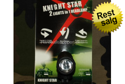 NexTORCH - Pandelampe Knight Star 50% ..