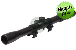 Strike Systems - Kikkert 4X20 11mm skinne..