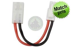HardBallShoppen  - Adapterstik til lader/batteri lille stik..