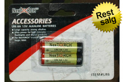 LR6 Alkaliskt Batteri 2-pack AA..