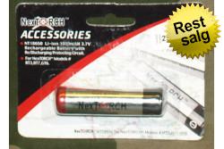 NT18650 genopladelig batteri..