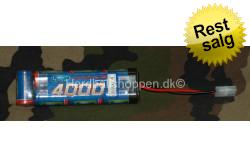 8,4v 4000mAh NiMH Power Pack..