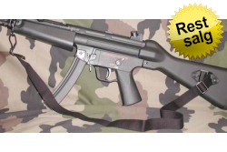 KM - 2 Punkts Rem MP5 SD5, sort SWAT..